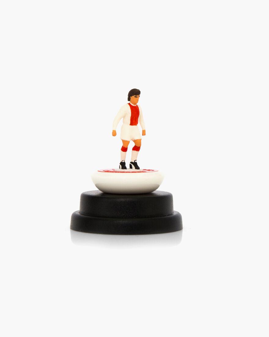 Mini Johan Cruyff Amsterdam, White/Red, hi-res