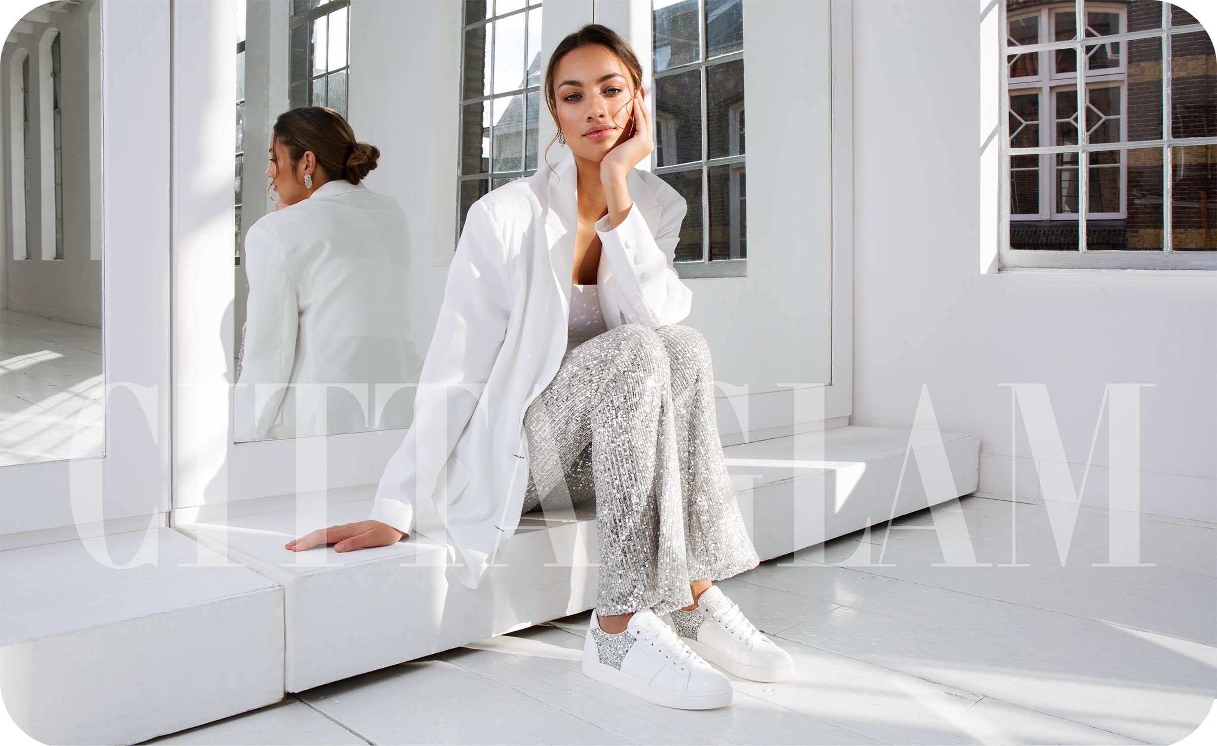 Cruyff Citta Glam Sneakers for women