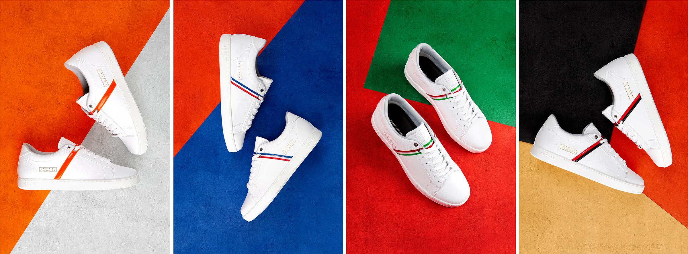 Cruyff EURO 2020 Sylva Sneakers
