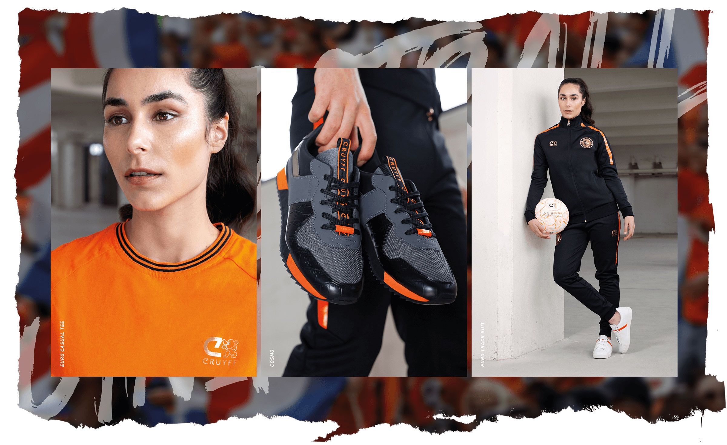 Cruyff EURO 2020 Holland Kit